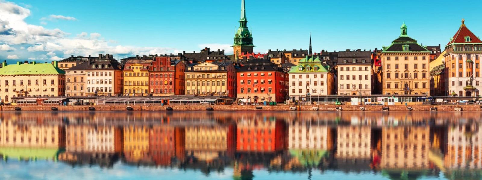 18/9 - Stockholmsweekend